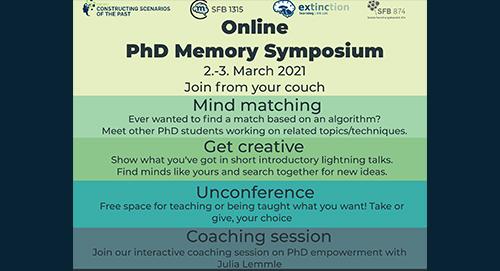 Berlin-Bochum PhD Memory Symposium